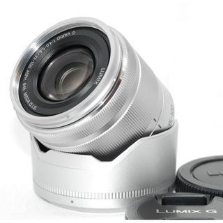 パナソニック(Panasonic)の✨ほぼ新品✨超軽くコンパクトな望遠!✨パナソニック 35-100mm(レンズ(ズーム))