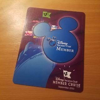 ディズニー(Disney)のディズニーバケーションクラブ マグネット(キャラクターグッズ)