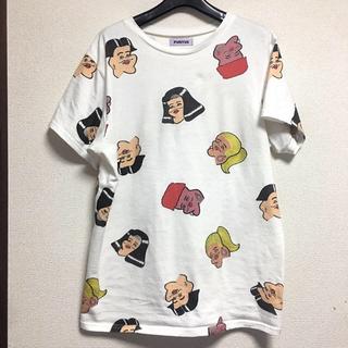 プニュズ(PUNYUS)の最終お値下げPUNYUS Tシャツ(Tシャツ(半袖/袖なし))