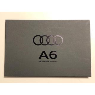 アウディ(AUDI)の新型Audi A6 カタログ(カタログ/マニュアル)