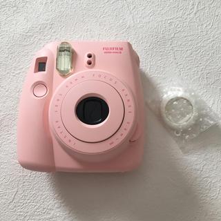 フジフイルム(富士フイルム)のFUJIFILM★インスタントカメラ★チェキ instax mini8本体(フィルムカメラ)