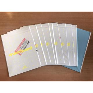 イラストレーションボード 白 B4 10枚(スケッチブック/用紙)