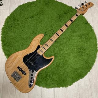 フェンダー(Fender)のSire v7 ash 4string vintage MarcusMiller(エレキベース)