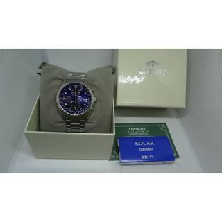 オリエント(ORIENT)のORIENT ネオセブンティーズ クロノグラフ メンズ(腕時計(アナログ))
