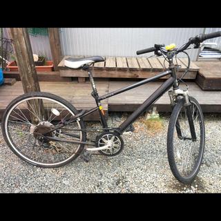 電動アシスト自転車 クロスバイク風