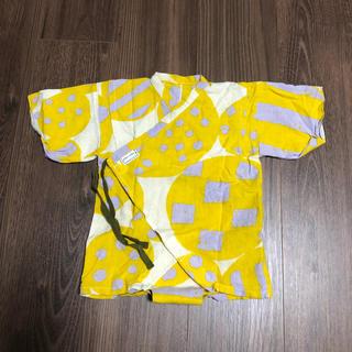 ソウソウ(SOU・SOU)のSOU・SOU 甚平 70 日本製 伊勢木綿100%(甚平/浴衣)