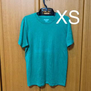 オールドネイビー(Old Navy)のold navy Tシャツ グリーン XS(Tシャツ/カットソー(半袖/袖なし))
