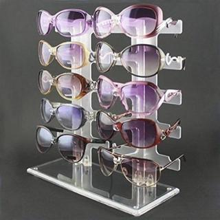 【人気★沸騰】眼鏡 サングラス スタンドラック ディスプレイ(店舗用品)