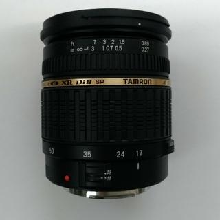 美品 TAMRON AF 17-50mm F/2.8 Model A16