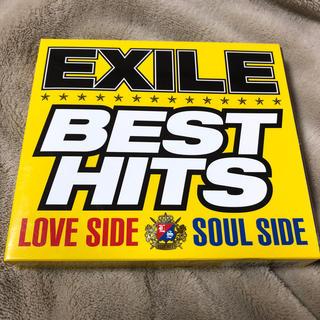 エグザイル(EXILE)のEXILE BEST HITS(LOVE SIDE/SOUL SIDE)(国内アーティスト)