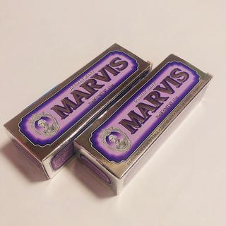 マービス(MARVIS)のMARVIS マービス ジャスミンミント (歯磨き粉)