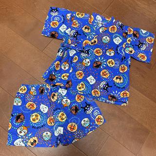 アンパンマン(アンパンマン)の美品☆アンパンマン甚平80(甚平/浴衣)