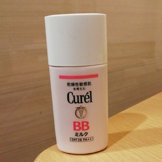 キュレル(Curel)のキュレル BBミルク 自然な肌色 乳液(その他)