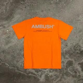 アンブッシュ(AMBUSH)のambush 19SS  LOGO 3M T-shirt Tシャツ/(Tシャツ/カットソー(半袖/袖なし))