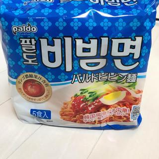 ☆韓国ラーメン☆パルド ビビン麺 5袋セット☆(麺類)