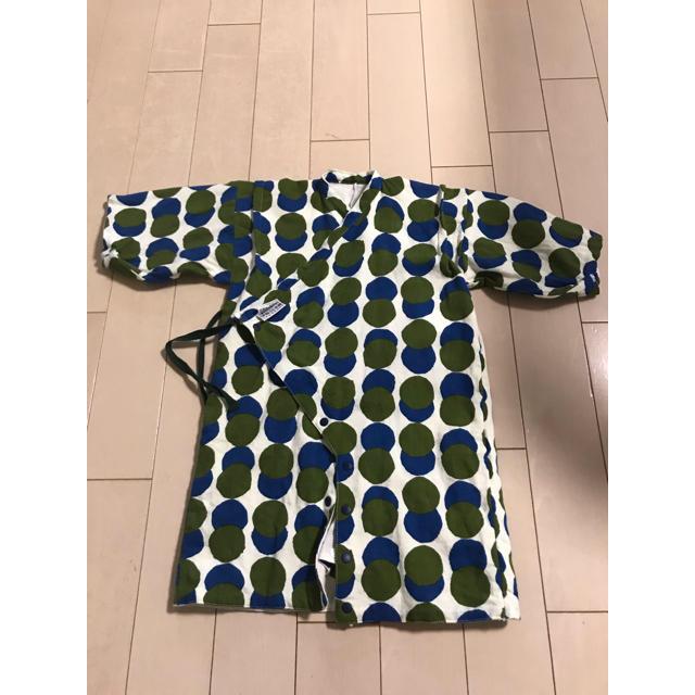 SOU・SOU(ソウソウ)のsousou わらべぎ カバーオール キッズ/ベビー/マタニティのベビー服(~85cm)(カバーオール)の商品写真