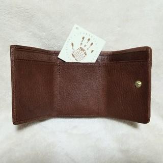 バギーポート(BAGGY PORT)のBAGGY'S ANNEX 小銭入れ付きミニ財布 LZYS-8008(折り財布)