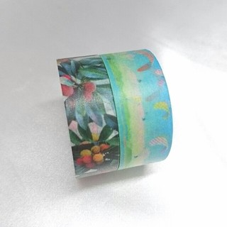 マスキングテープ 2つ(テープ/マスキングテープ)
