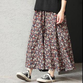 ☆マーメイドフラワースカート