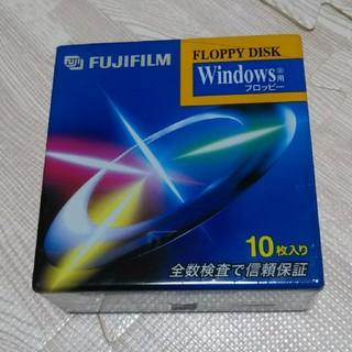 フジフイルム(富士フイルム)の【FUJIFILM】フロッピーディスク(PC周辺機器)