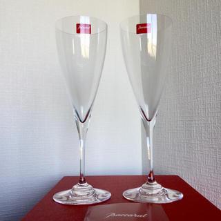 バカラ(Baccarat)のバカラのドンペリニヨン ペアワイングラス(グラス/カップ)