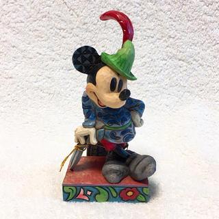 ディズニー(Disney)のディズニー☆トラディション☆テイラーミッキーのフィギュア♪(キャラクターグッズ)