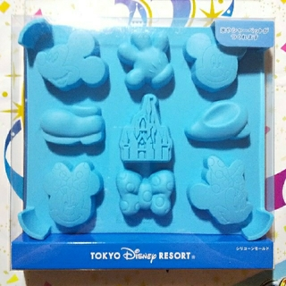 Disney - ディズニー シリコンモールド