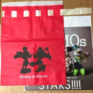 ディズニー(Disney)のディズニーストア ギフト袋 ショップ袋(ラッピング/包装)