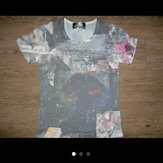 アレキサンダーリーチャン(AlexanderLeeChang)のCilandsia チランドシア Tシャツ 総柄(Tシャツ/カットソー(半袖/袖なし))