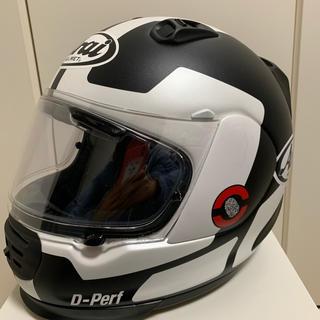 ARAI ヘルメット フルフェイス RAPIDE-IR 57-58cm(ヘルメット/シールド)