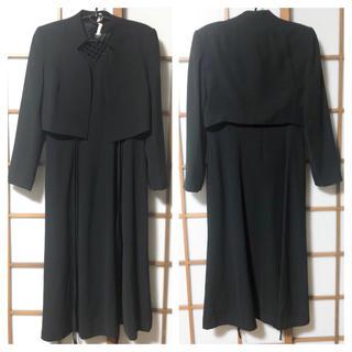ブラックフォーマル  ★ 喪服 礼服★ ジャケット ワンピース スカート セット(礼服/喪服)