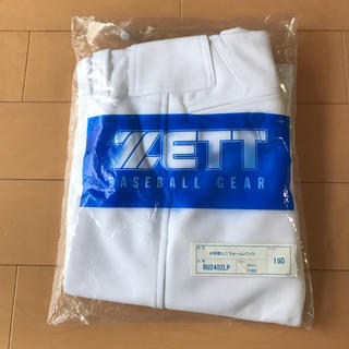 ゼット(ZETT)のZETT baseball GEAR 少年用 ユニフォーム パンツ 160(ウェア)