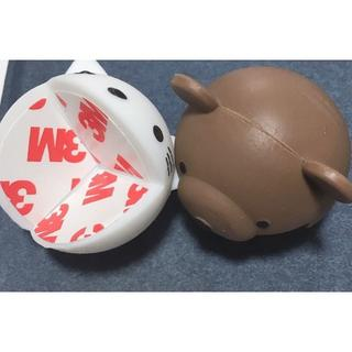 動物コーナー ガード 赤ちゃん 怪我 防止 予防 4個セット(コーナーガード)