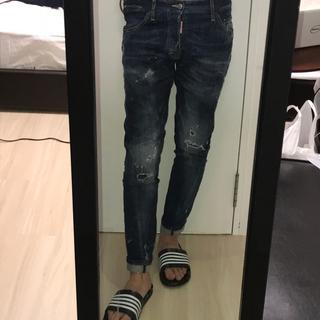 Dsquared2 ディースクエアード Sexy Twist Jean 46