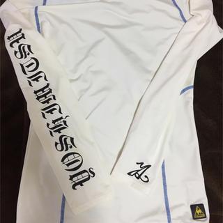 ゴルフアンダーシャツ!オーダーで好きな文字、ロゴ。(ウエア)