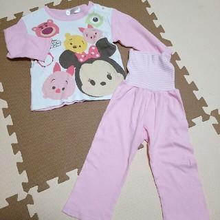 Disney - ツムツム パジャマ