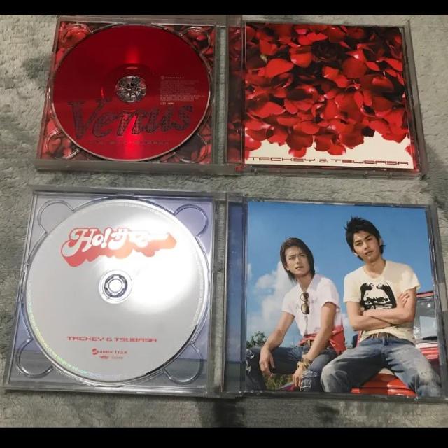 タッキー&翼(タッキーアンドツバサ)のタッキー&翼 エンタメ/ホビーのCD(ポップス/ロック(邦楽))の商品写真