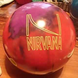 ブランズウィック ボウリング NIRVANA ニルヴァーナ 15P(ボウリング)