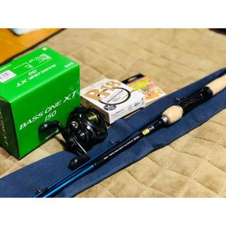 シマノ(SHIMANO)の釣り具セット 魚釣り(釣り糸/ライン)
