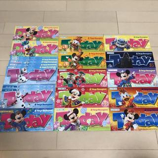 ディズニー(Disney)のTDL  today(印刷物)