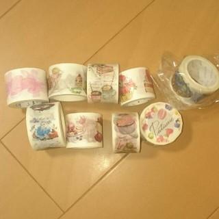 海外 マスキングテープ まとめ売り(テープ/マスキングテープ)