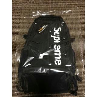 Supreme - Supreme シュプリーム 17ss Backpack バックパック 黒