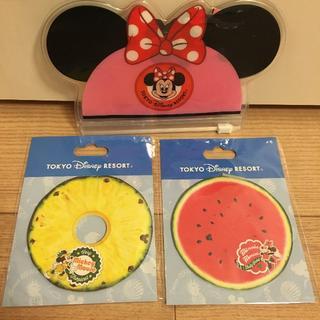Disney - ディズニーリゾート メモ シール 中古