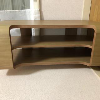 イケア(IKEA)のテレビ台 AVボード 白 ホワイト(家具)