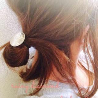 トゥデイフル(TODAYFUL)のconcho hair band♡(ヘアゴム/シュシュ)