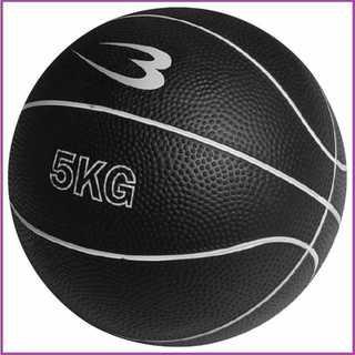 【滑りにくい♪】トレーニングボール 5kg MBG25 (トレーニング用品)