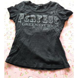 ロエン(Roen)のgarnet スカルTシャツ(Tシャツ(半袖/袖なし))