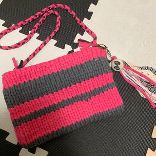 手編み ポシェット(ポシェット)