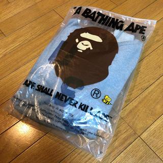 アベイシングエイプ(A BATHING APE)のa bathingape ape エイプ アーサス  パーカー(パーカー)