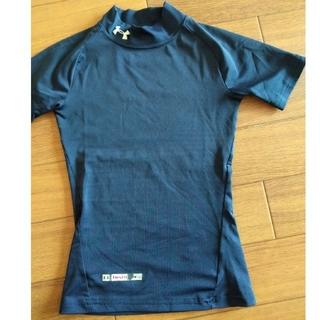 アンダーアーマー(UNDER ARMOUR)のアンダーシャツ 半袖 キッズ 野球  アンダーアーマー(ウェア)
